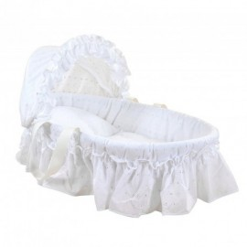 COUFFINS BRODERIE ANGLAISE